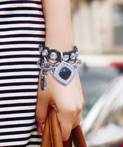 stilletto new york bracelet